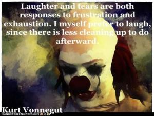 Thursday Quote of the Day: Kurt Vonnegut