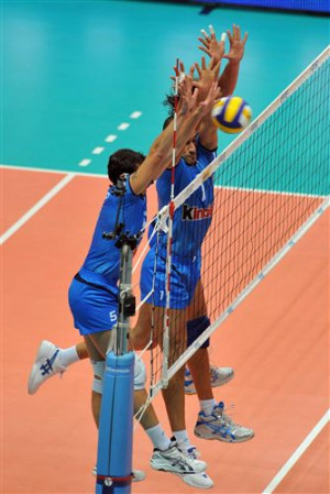 ... and Rules... Famous VolleyballPlayers... History of Volleyball