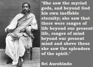 Sri aurobindo famous quotes 4