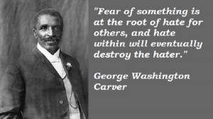 "George Washington Carver is universally portrayed as the ""Peanut Man ..."