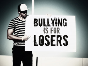 Bullying is worth to recognise