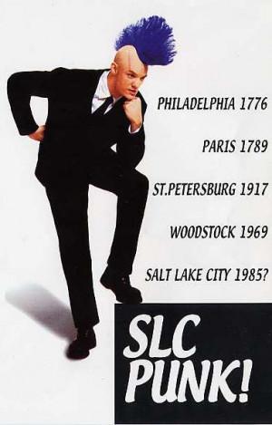 SLC Punk! (1998) DVDRip – Türkçe Altyazı
