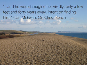 : On Chesil Beach motivational inspirational love life quotes sayings ...