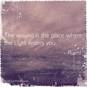rumi-healing