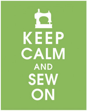 Sewing Quotes