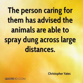 quotes about caring for animals