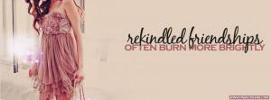 Rekindled Friendships Often Burn Cover