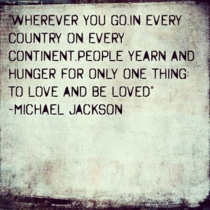 late night #thoughts #quote from my idol #michaeljackson #rip (Taken ...