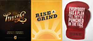 Rise And Grind Quotes Bbt rise grind and hustle keep