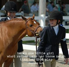 Little+Girls+and+Horse+Quotes | Horses - Quotes