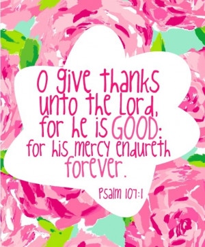 Lilly Pulitzer Bible Verse:)