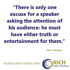 ... public speaking quote. #publicspeaking #quotes Publicspeak Quotes
