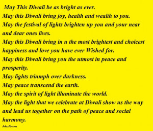 Diwali Quotes with lots of wishes