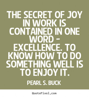 excellence quotes for the workplace
