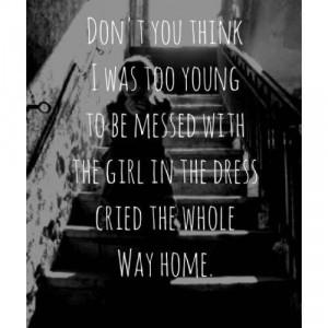 Taylor Swift Sad Quotes. QuotesGram
