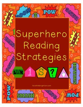 Free Reading Strategy Bookmark
