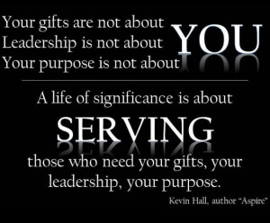 Serving Others Serving others