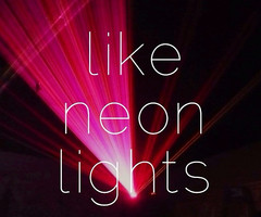 in collection: Pink Neon Quotes