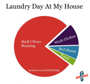 Friday Funny 445: Laundry Day for Runners