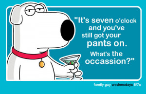 Family Guy Brian Quotes