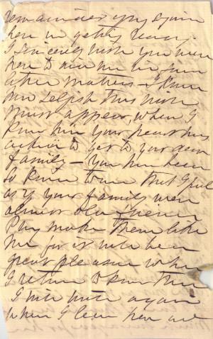 Letter to Alexander Boteler, June 19, 1863