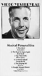 Musical Personalities