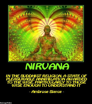 Nirvana Buddhism Quotes It's a workout nirvana