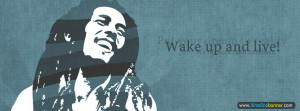 Bob Marley Quotes Facebook Cover