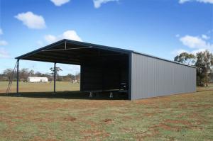 Metal Farm Buildings Sheds