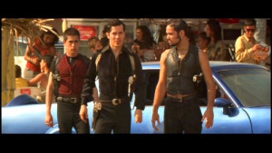 Yes, Tybalt from Romeo + Juliet, the 1996 movie with DiCaprio in it...