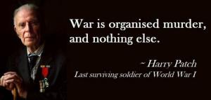 Last surviving soldier of World War I.