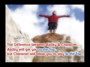 Ability Quotes - Able Quotes - Ability Quote picture