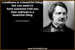 ... is a beautiful thing - Honore de Balzac Quotes - StatusMind.com