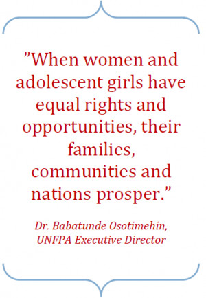 unfpakos.orgPROMOTING GENDER EQUALITY | UNFPA