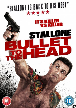 Bullet to the Head (UK - DVD R2 | BD RB)