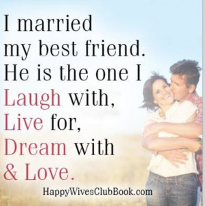 Cute quote for married couples