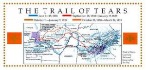 Trail Of Tears Timeline Trail of Tears
