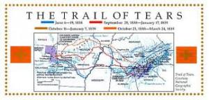 Trail Of Tears Timeline Trail of Tears
