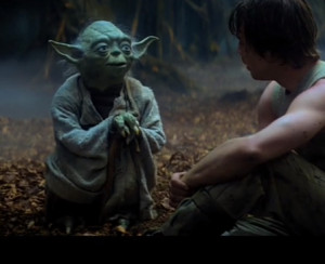 Quotes Yoda Empire Strikes Back ~ HD Picture- Yoda -Star Wars: Episode ...
