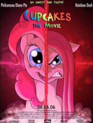 My Little Pony: Cupcakes The Movie! by LZGaMeR