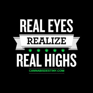 ... Highs #real #marijuana #redeyes #cannabis #weed #quote #type #design