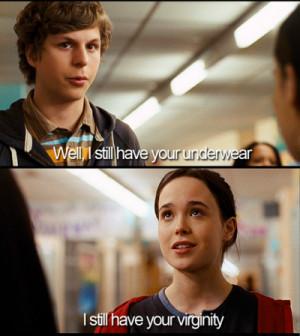 best-movie-quotes:Juno (2007)(via ellamalpass)romantic argument cute ...