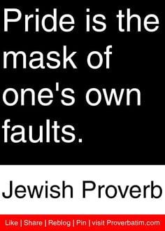 jewish proverb # proverbs # quotes quotes lock mask inspir jewish ...