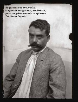 Emiliano Zapata (1879-1919), revolucionario mexicano y uno de los ...