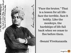 quotes, swami vivekananda quotes on fear, inspirational quotes ...