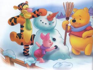 Christmas Winnie the Pooh Christmas