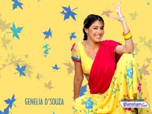 Genelia D'Souza wallpapers