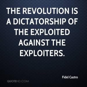 Fidel Castro Politics Quotes