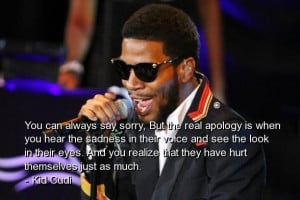 Kid cudi rapper quotes sayings sad hurt sorry deep