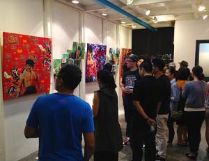 Wild Style Art Exhibit Fab